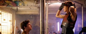Una scena di 'Ready Player One' – Foto: Amblin Entertainment/Warner Bros.