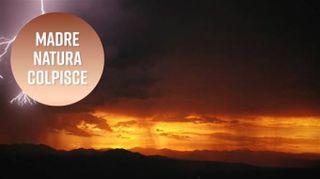 Rischieresti la vita per riprendere un temporale?