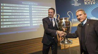 Champions: Juventus-Tottenham e Shakhtar-Roma