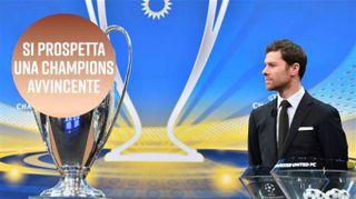 Gli spagnoli minacciati dall'estrazione della Champions