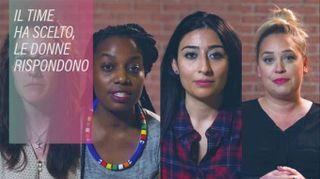 Persona dell'anno del Time: la voce delle donne