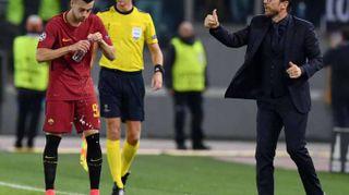 """Calcio: Totti """"Di Francesco mi ha sorpreso, Roma crescerà"""""""