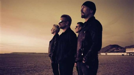 Album U2 debutta 1/o in classifica Usa
