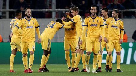 Per la Juventus c'è il Tottenham agli ottavi