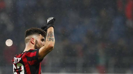 Milan, Cutrone titolare in Coppa italia