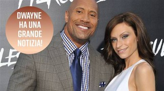 Dwayne Johnson ha dato una grande notizia