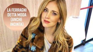 Chiara Ferragni: i migliori look col pancino
