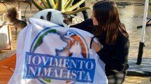 Valentina Poggi del Movimento animalista