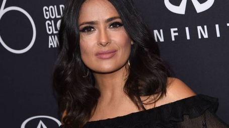 Salma Hayek (Afp)