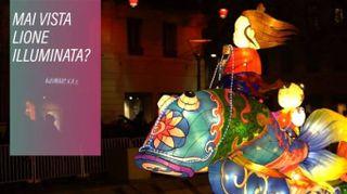 Siete mai stati al Festival delle Luci di Lione?