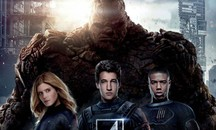 Un dettaglio del poster del film 'Fantastic Four' (2015) – Foto: 20th Century Fox