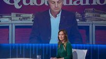 Maria Elena Boschi a Otto e Mezzo (ImagoE)
