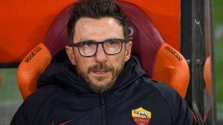 """Calcio:Roma,Di Francesco""""col Cagliari voglio gol e vittoria"""""""