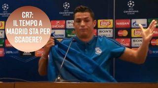 Cristiano Ronaldo dirà presto addio a Madrid?