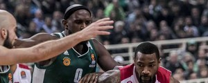 Eurolega, Panathinaikos-Milano 80-72