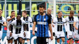 Serie A: Inter-Udinese 1-3