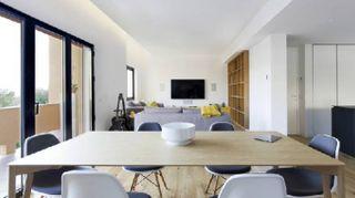 Appartamento moderno e minimalista