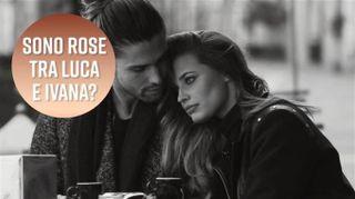 GF Vip: è amore tra Luca e Ivana?