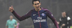 Angel Di Maria, match winner per il PSG