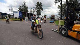 Per piogge annullata tappa Rally Dakar Bolivia-Argentina