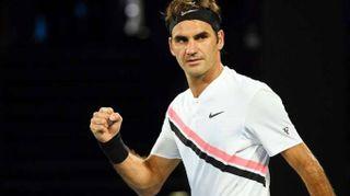 Tennis: Australia, Federer al 2/o turno