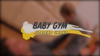 Baby gym, episodio 1: altalena umana