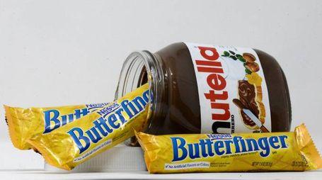Ferrero acquisisce Nestlé: la Nutella e le Butterfinger (Imagoeconomica)
