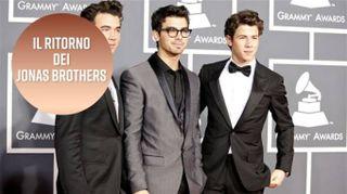 I Jonas Brothers di nuovo insieme?