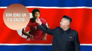 Kim Jong-un terrorizza un giocatore del Perugia