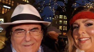 """Al Bano e Romina insieme ad Amburgo. """"Le foto che hanno fatto infuriare la Lecciso"""""""