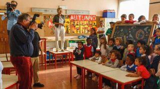 """""""Non fate i bravi"""". Oliviero Toscani torna a Benetton (rileggendo Pinocchio)"""