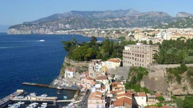 Bandiere blu 2018, Sorrento: una new entry