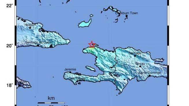 Terremoto ad Haiti (Ansa)