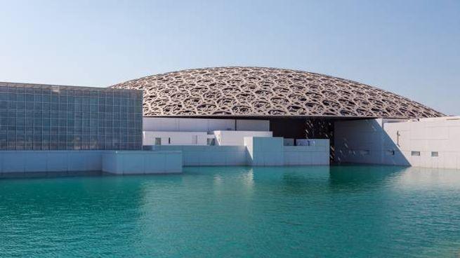 Il Louvre di Abu Dhabi - Foto: LizCoughlan/iStock