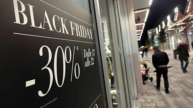 Valanga di sconti per il Black Friday