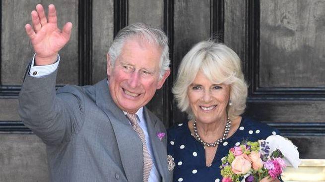 Il principe Carlo e la moglie Camilla - Foto: Ben Birchall/PA Wire/LaPresse