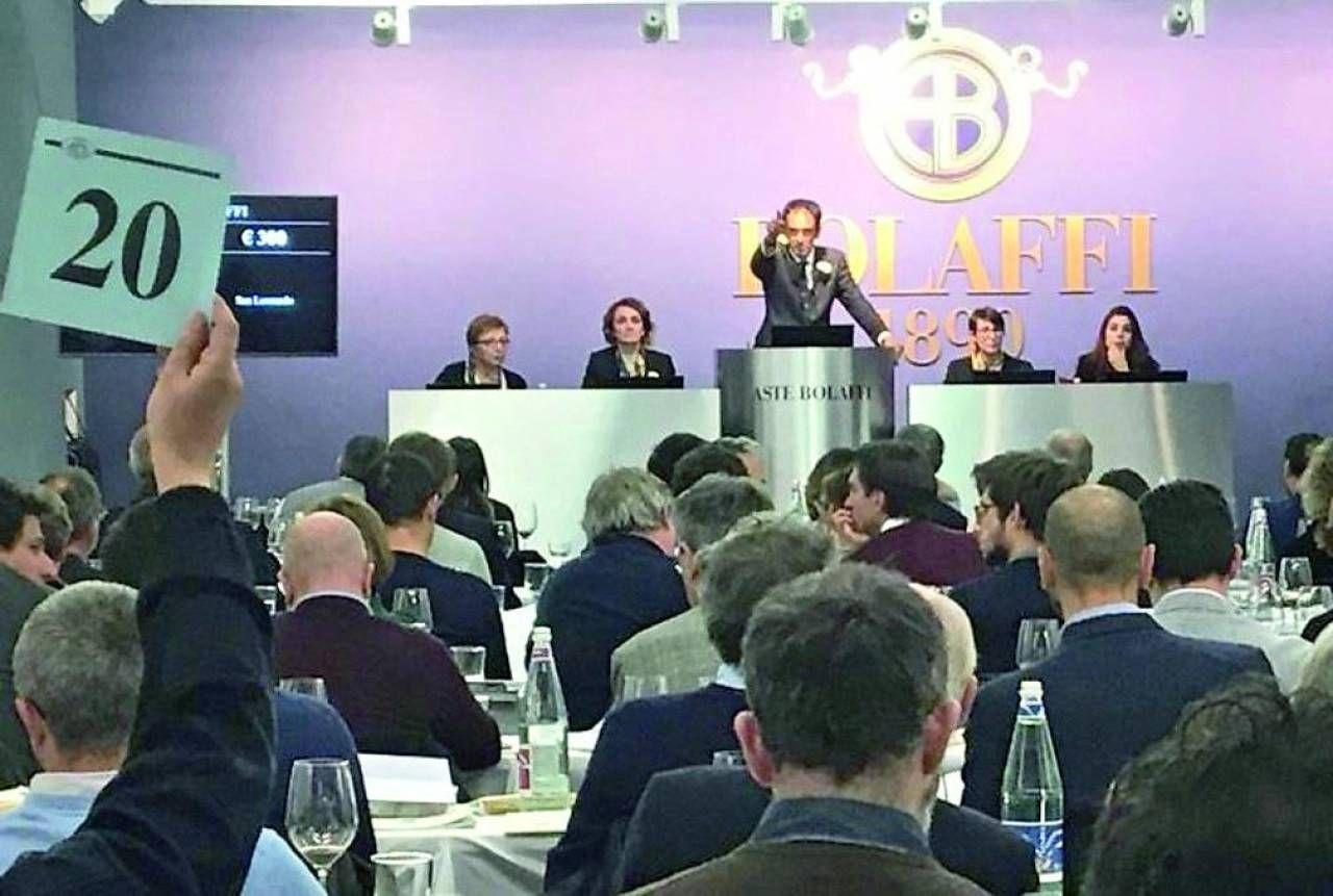Tradizione e innovazione all'incanto Bolaffi inaugura la partnership con la regina spagnola delle aste