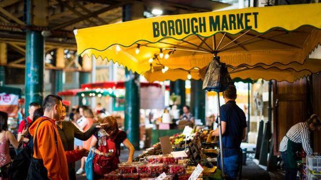 Il Borough Market di Londra