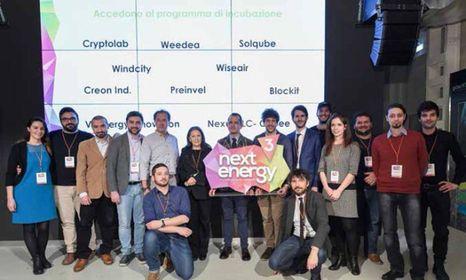 I team che hanno partecipato al progetto Next Energy promosso da Terna