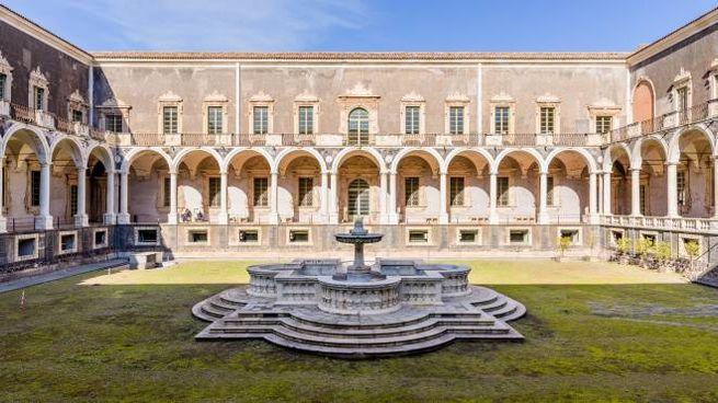 Al Monastero dei Benedettini