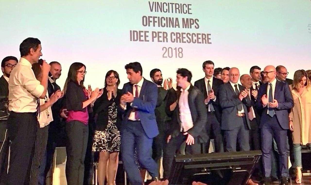 Banca Mps riapre l'Officina delle startup  «Puntiamo sui giovani e le loro idee  per crescere e ripensare il futuro»