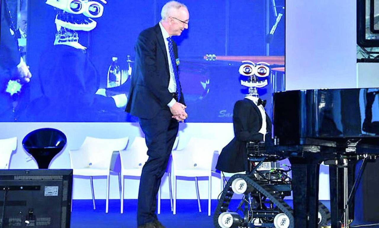 Messe Frankfurt Italia a Parma:  nuove tecnologie in vetrina  Le potenzialità della robotica