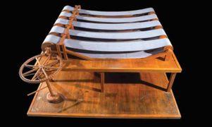Ricostruita al Museo della Scienza e della Tecnologia di Milano, la garzatrice continua ch