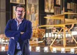 Claudio Giorgione Curatore Museo della Scienza e della Tecnologia di Milano