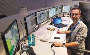 LUCA PAITA - Ingegnere aerospaziale presso Vitrociset Belgium (Germania)