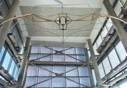"""""""Ala di Leonardo"""" - realizzata dal Museo Nazionale della Scienza e della Tecnologia"""