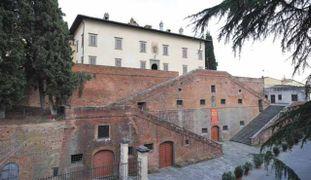 La splendida Villa Medicea di Cerreto Guidi