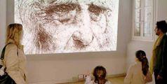 A cura di Art Media Studio per la mostra «Leonardo da Vinci 3D» alla Fabbrica del Vapore,