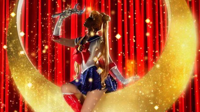 Il ristorante a tema Sailor Moon - Foto: sailormoon-shiningmoontokyo.com
