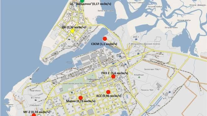 Russia Oggi Cartina.Russia L Incidente Nucleare E Gli Indizi Sul Missile A Propulsione Atomica Esteri Quotidiano Net